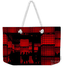 Rubik's Dream Weekender Tote Bag