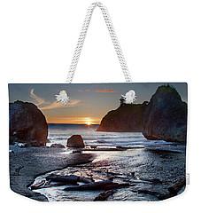 Ruby Beach #1 Weekender Tote Bag