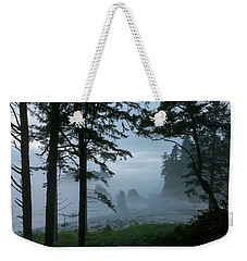 Ruby Beach II Washington State Weekender Tote Bag
