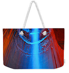 Ruby Falls Waterfall 3 Weekender Tote Bag