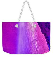 Ruby Niagara Falls Weekender Tote Bag