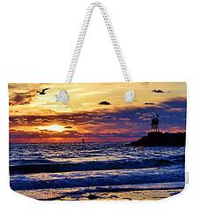Rudee's Beauty Weekender Tote Bag