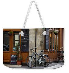 Rue De La Colombe - Paris Photograph Weekender Tote Bag