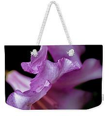 Ruffled - Weekender Tote Bag