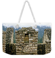 Ruins In A Lost City Weekender Tote Bag