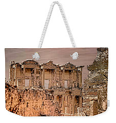 Ruins Of Ephesus Weekender Tote Bag