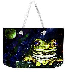 Ruler Of The Cosmos  Weekender Tote Bag