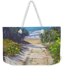 Rules Beach Queensland Australia Weekender Tote Bag