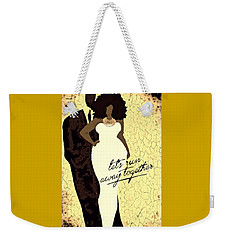 Run Away Weekender Tote Bag