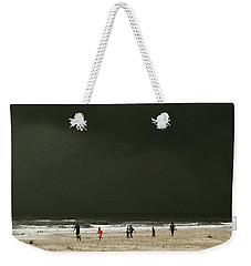 Run Weekender Tote Bag by LeeAnn Kendall
