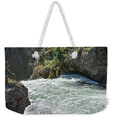 Run To The Brink Weekender Tote Bag