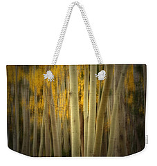 Weekender Tote Bag featuring the photograph Run Wild  by Mark Ross