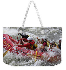Running Magic Weekender Tote Bag