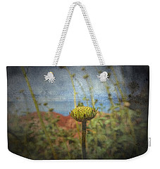 Weekender Tote Bag featuring the photograph Runt  by Mark Ross
