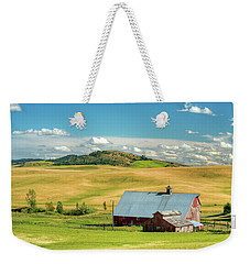 Rural Barns Weekender Tote Bag