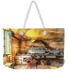 Rural Culinary Atmosphere Nr 2 - Atmosfera Culinaria Rurale IIi Paint Weekender Tote Bag