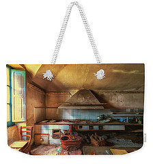 Weekender Tote Bag featuring the photograph Rural Culinary Atmosphere Nr 3 - Atmosfera Culinaria Rurale IIi by Enrico Pelos