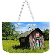 Rural Panache Weekender Tote Bag