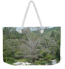 Rural Scenery Weekender Tote Bag