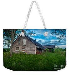 Rural Slaughterhouse Weekender Tote Bag