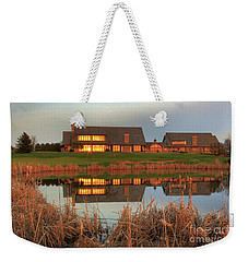Rush Creek Golf Course Reflections Weekender Tote Bag