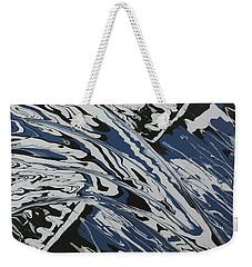 Rush Drip Weekender Tote Bag
