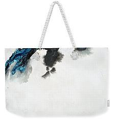Rush Triptych 1 Weekender Tote Bag