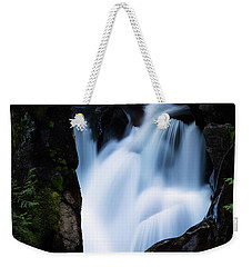 Rushing Through The Rocks Weekender Tote Bag