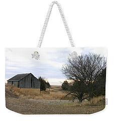 Russell County Barn Weekender Tote Bag