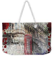 Russell Square Weekender Tote Bag