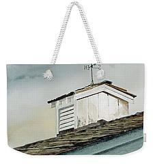 Russels Rooster Weekender Tote Bag