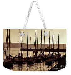 Russet Harbour Weekender Tote Bag