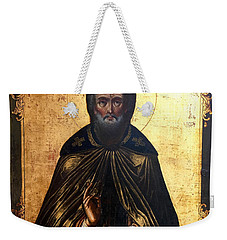 Russian Icon Weekender Tote Bag