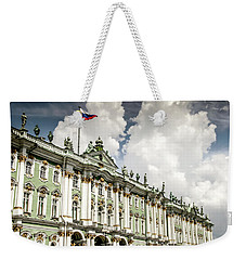 Russian Winter Palace Weekender Tote Bag