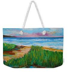 Russland Beach / Sweden Weekender Tote Bag