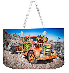 Rusted Classics - The International Weekender Tote Bag