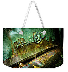 Rusted Ford Weekender Tote Bag