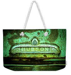 Rusted Hudson Weekender Tote Bag