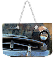 Rusted Out Plymouth Weekender Tote Bag
