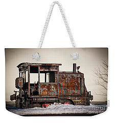 Rustic Engine 3 Weekender Tote Bag