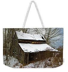 Rustic Home Weekender Tote Bag