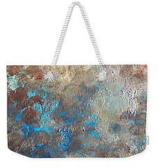 Rustic Reflections Weekender Tote Bag