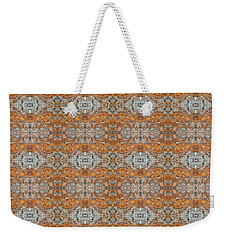 Rusty Lace Weekender Tote Bag