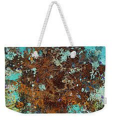 Rusty Moment Weekender Tote Bag