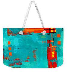 Rusty Weekender Tote Bag