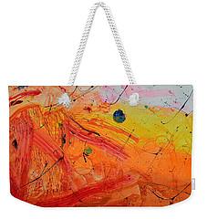 Ruthless In Purpose Insidious In Method Weekender Tote Bag
