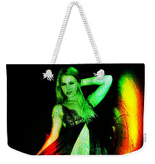 Ryan 2 Weekender Tote Bag by Mark Baranowski