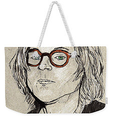 Ryan Adams Weekender Tote Bag