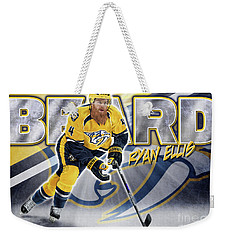 Ryan Ellis Weekender Tote Bag