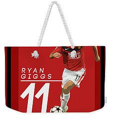Ryan Giggs Weekender Tote Bag